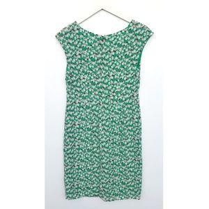 Anthropologie Dresses - Anthropologie Moulinette Soeurs floral silk dress